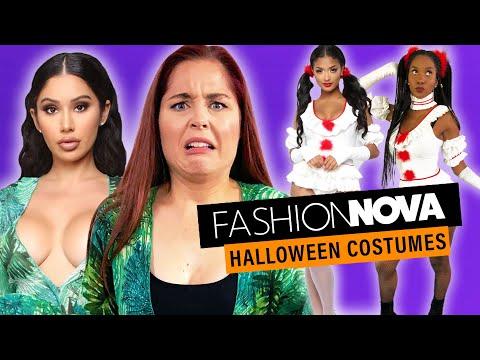 We Try Fashion Nova Halloween Costumes!