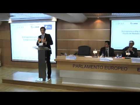 Entrepreneurship in Financial Markets