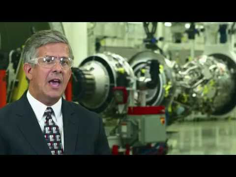Pratt & Whitney's Geared Turbofan™ Engine Revolutionizing Aviation