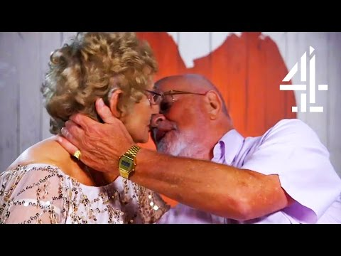 Heartbroken Widowed Man's First Kiss Since His Wife's Passing | First Dates Hotel