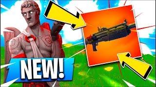 *NEW* DOUBLE HEAVY SHOTGUN GAMEPLAY!! ( Fortnite 3.3.1 Update )