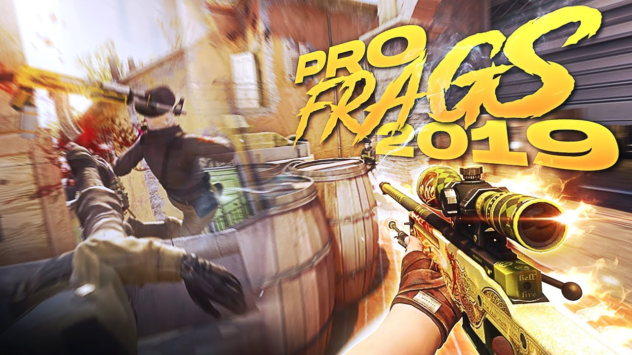 Unbelievable PRO frags of 2019 (CS:GO) thumbnail