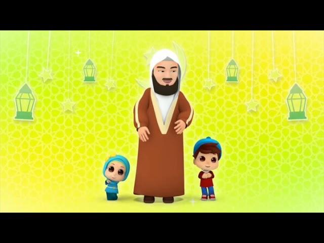 Eid Mubarak Everyone! Omar and Hana and Mufti Menk
