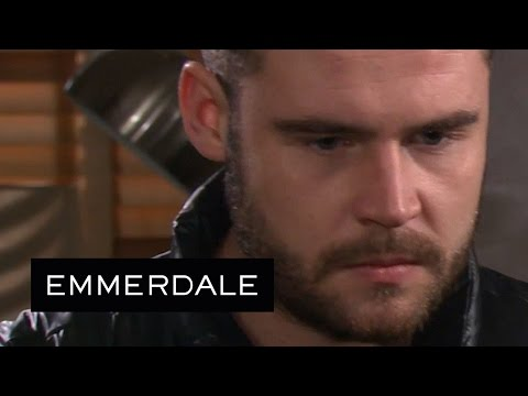 Emmerdale - Aaron Saves Gordon's Life