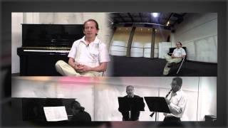 RECITAL DE CLARINETES Y PIANO - REPORTAJE