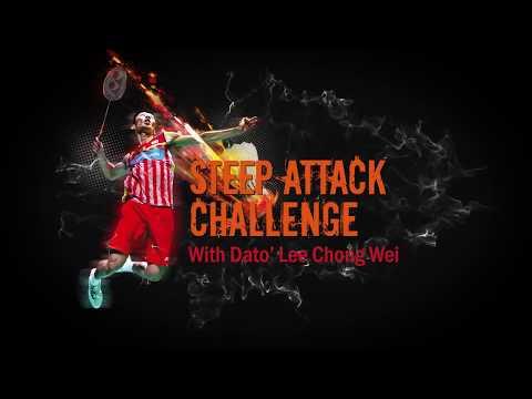 Steep Attack Challenge