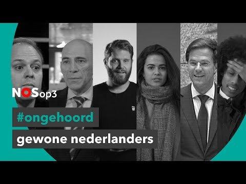 Wie is de gewone Nederlander? | NOS op 3