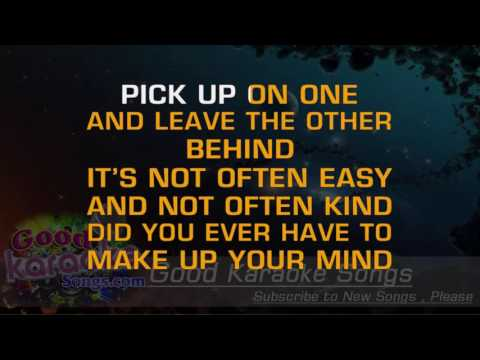 Did You Ever Have to Make up Your Mind - The Lovin' Spoonful ( Karaoke Lyrics )