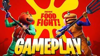 dq308 plays fortnite  food fight