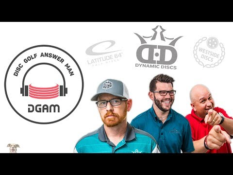 Ep 250 Disc Golf Answer Man
