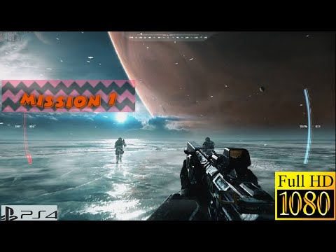 Call Of Duty Infinite Warfare| Gameplay Ps4| Walkthrough Mission 1🎮🔥