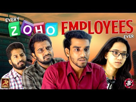 Every ZOHO Employee Ever | Idhu Adhu Illa #7 | Black Sheep