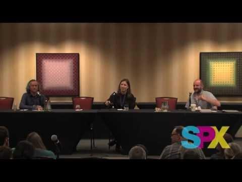 SPX 2016 Panel - Comics Journalism with Joe Sacco & Sarah Glidden