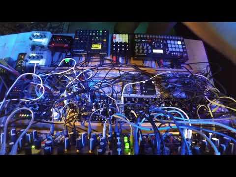 a/f - 1h Deep Techno Liveset @ AZ Conni / Dresden