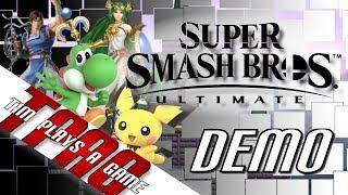 Super Smash Bros Ultimate – DEMO (Nintendo Switch) – TPAG