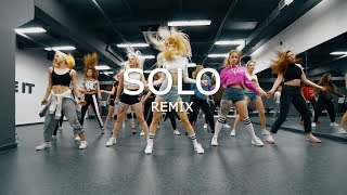 JENNIE - SOLO (CBznar Remix) ALEKTA CHOREO JUDANCE TEAM