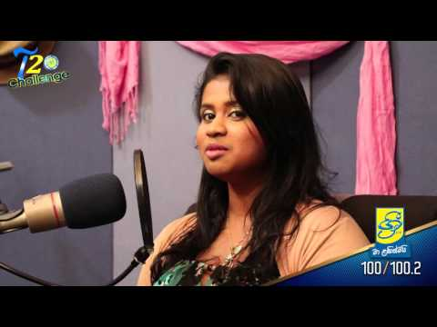 Shree FM Top Chart Ruwini Vs Dimanka Wellalage