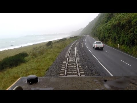 New Coastal Pacific Train 2014 - Part 2 - from the Drivers C