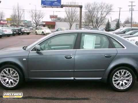 2008 Audi A4 132045a In Sioux Falls Sd Youtube