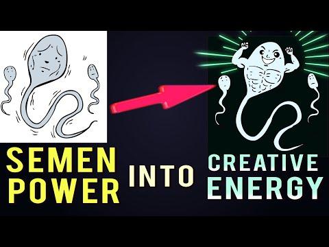 Power Of Semen Into Creative Energy  - वीर्यशक्ति ऊर्ध्वगामी