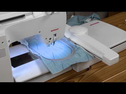 Quilting With An Embroidery Machine, Part 1