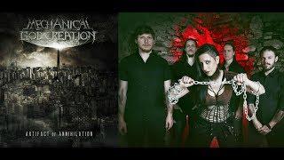 MECHANICAL GOD CREATION - Artifact of Annihilation [FULL ALBUM]