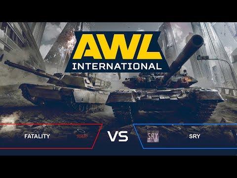 AWL: International. Day 8