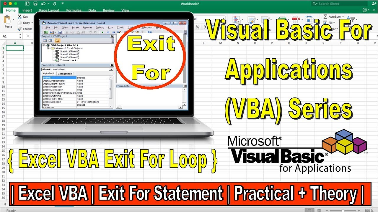 Exit For Vba