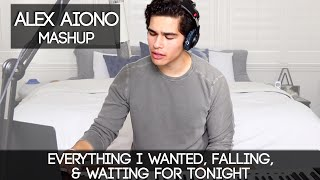 Everything I Wanted, Falling, & Waiting for Tonight | Alex Aiono Mashup