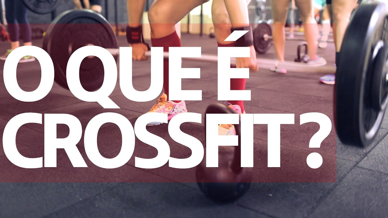 O que crossfit comer treinar e amar youtube for O que e portador
