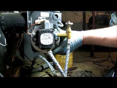 crown scotch marine oil boiler cleaning ,combustion test