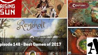 BGA Episode 152 - Most Anticipated Games of 2018