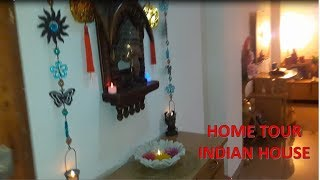 Home Tour Indian House || Video on a Home Tour in Indian House