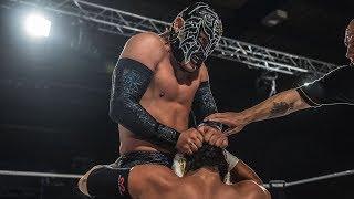 BUSHI vs. Tiger Mask (Pro Wrestling World Cup Japan - 1st Round)