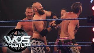 Adam Maxted & Nathan Cruz vs. Doug Williams & HT Drake - Tag Team Championship - WOS Wrestling