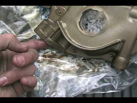 Gerotor Oil Pump    Ford    54l Triton V8    Engine    Rebuild  YouTube