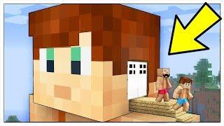 COME VIVERE DENTRO LUCA! - Minecraft ITA