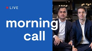 Morning Call - BTG Pactual digital - com Jerson Zanlorenzi - 11/02/2021