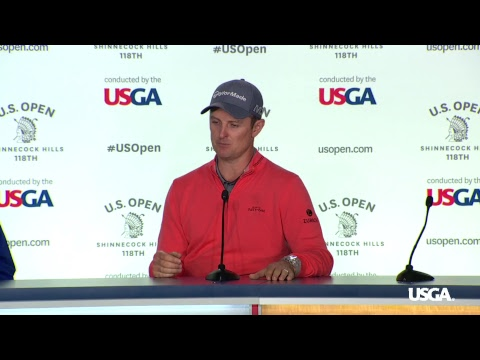 Rickie Fowler Checks In With U.S. Open Live  - Buy American