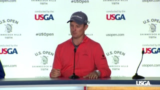 Rickie Fowler Checks In With U.S. Open Live thumbnail
