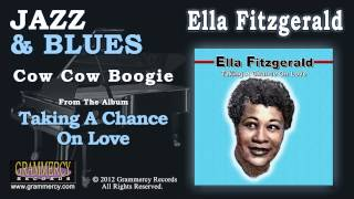 Ella Fitzgerald - Cow Cow Boogie