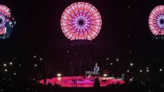 Coldplay - Everglow live @ Stadio San Siro Milano - 4 Luglio 2017 [4K]
