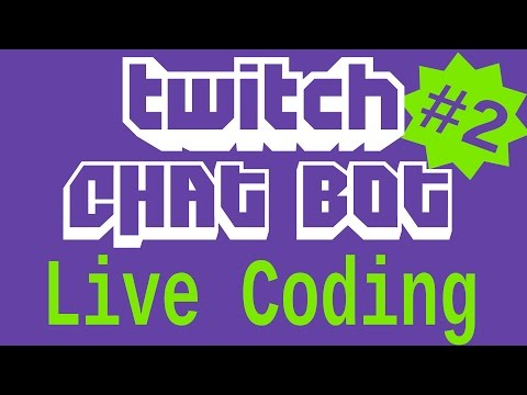 Make a Twitch Chat Bot from Scratch using Ruby - Part 2