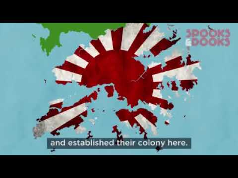 Strange Video about Japan empire.