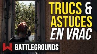 Video Trucs & Astuces en Vrac pour Battlegrounds ! download MP3, 3GP, MP4, WEBM, AVI, FLV Desember 2017