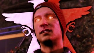 TOUCHING EVERYTHING | Infamous: Second Son