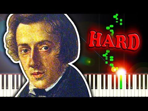 CHOPIN - MINUTE WALTZ - Piano Tutorial