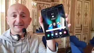 Prise En Main SAMSUNG Galaxy Fold (LIVE avec questions/réponses)