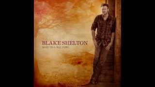 Blake Shelton Country On The Radio