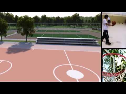 Pleasant View School, Memphis--Sports Expansion Project